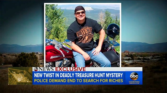 Тысячи людей ищут в горах сокровища: сундук миллионера Форреста Фенна с целым состоянием