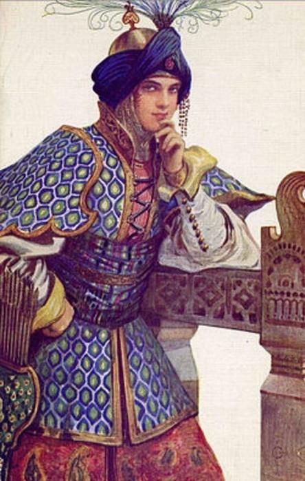 Славянские валькирии: любимые женщины русских богатырей