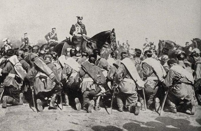 Зачем Николай II планировал захватить Корею