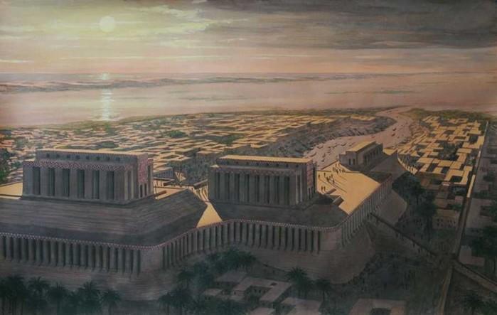 Самые древние города на планете, в которых все еще живут люди