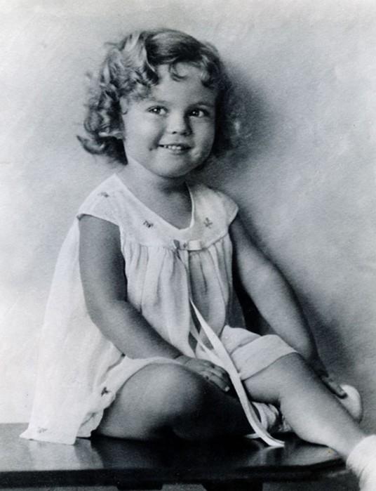 Ширли Темпл получила «Оскар» в 6 лет: удивительная история жизни юной актрисы