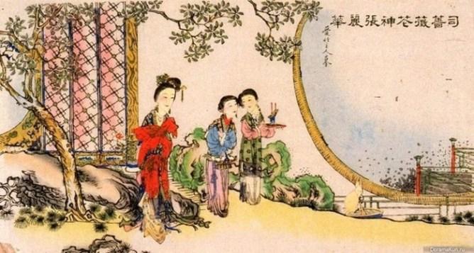 Правители психопаты в истории: китайская императрица Люй Чжи