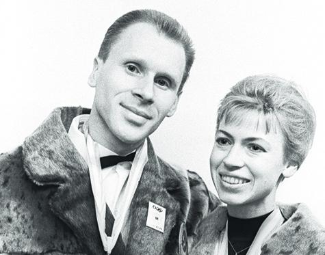 Самые прославленные советские фигуристки