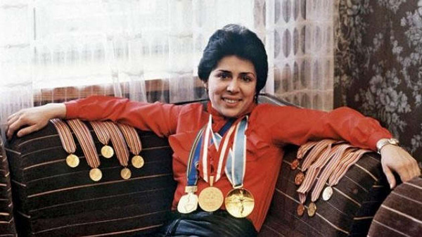 Фигурное катание всегда являлось гордостью советского спорта