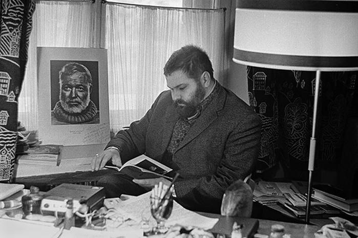 Загадка смерти писателя Юлиана Семенова