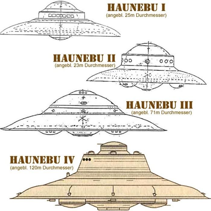 База 211: куда исчезли летающие тарелки Третьего Рейха