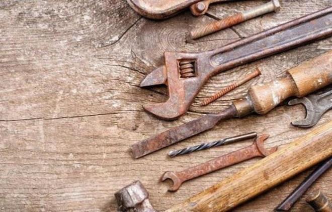 5 способов борьбы с ржавчиной без использования магазинных средств