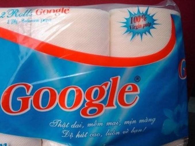 Забавные подделки брендов, которые плевать хотели на авторское право
