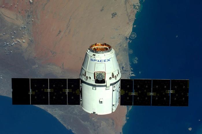 15 невероятных фактов о Space X Илона Маска