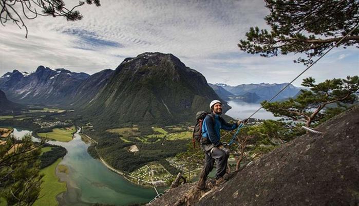 Один из самых длинных горных маршрутов