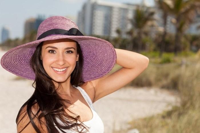 Некоторые секреты макияжа на пляже