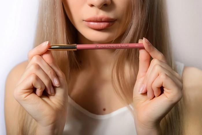 Правильное использование косметического карандаша