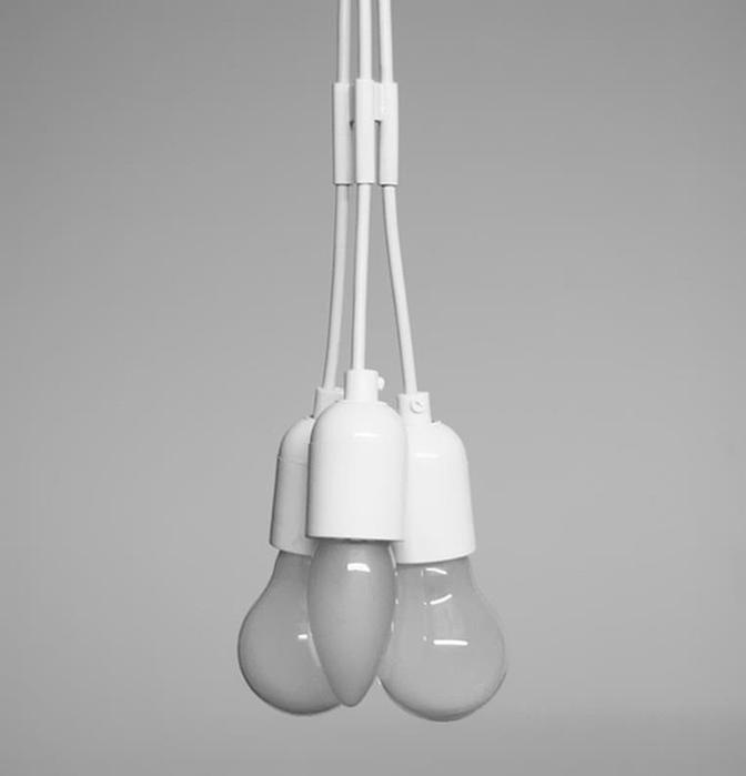 Подборка нестандартных решений лампочек накаливания