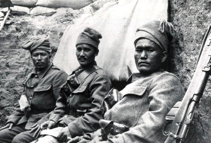 Гуркхи: самый воинственный народ в мире