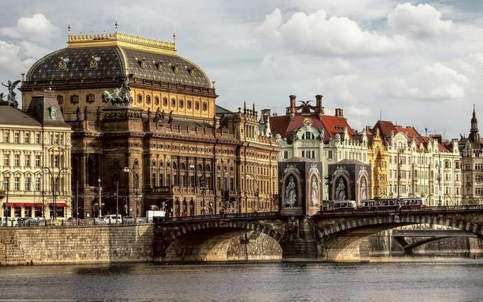 10 причин, чтобы поехать в Прагу зимой