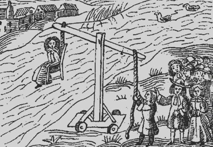 Когда людей судили с помощью испытания: 8 причудливых форм права в истории