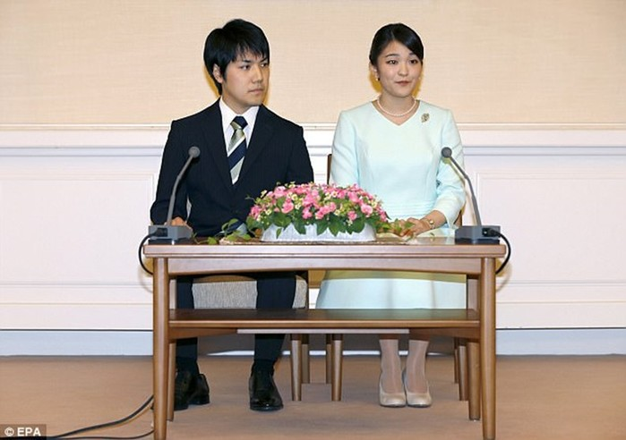 Как японская принцесса отказалась от титула ради любви