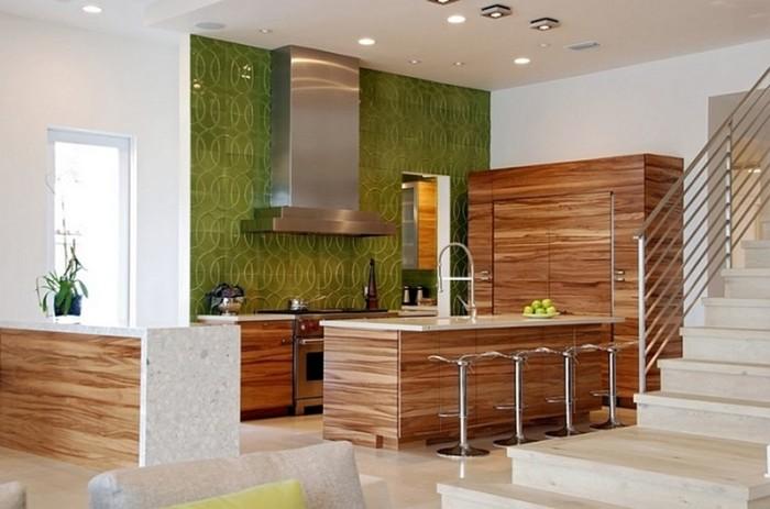 20 сочных кухонных фартуков, которые преобразят самый скучный интерьер