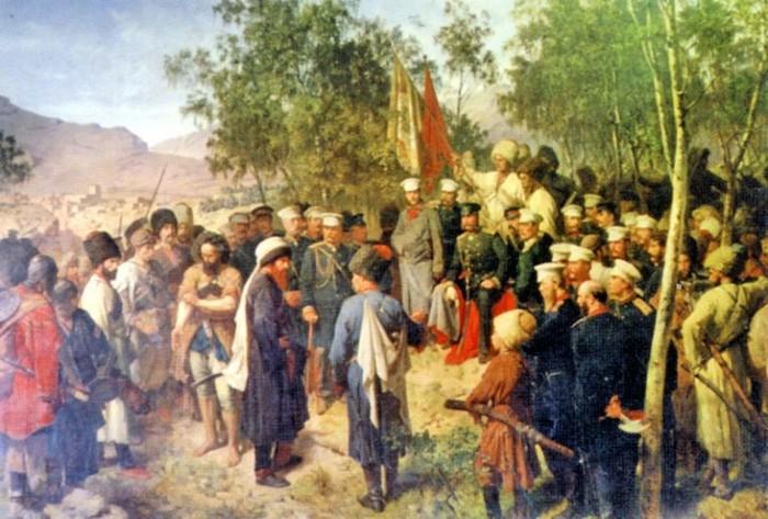 Как Россия покорила Черноморское побережье Кавказа