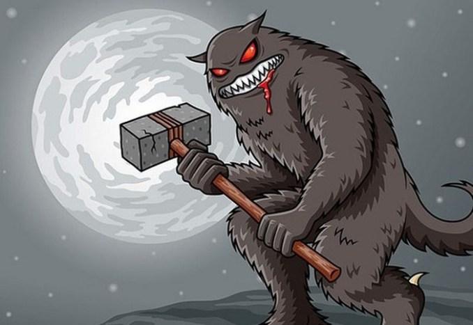 Занимательная «зоология», или зверь по имени Сосед