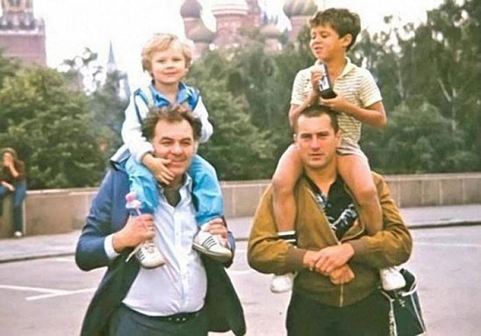 Звезды зарубежного кино, снимавшиеся в советских фильмах