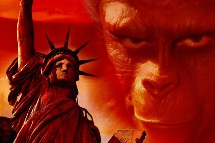 Интересные факты о фильме «Планета обезьян»