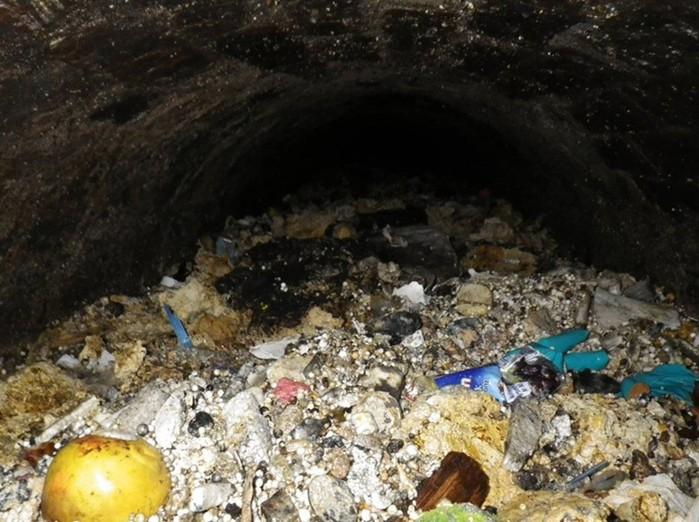 Необъяснимые вещи, найденные в канализации
