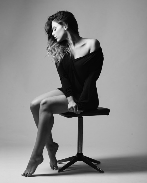Фотограф Матан Эшель: красивые и гламурные портреты девушек