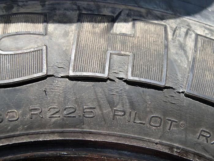 Как быстро определить износ шин с помощью подручных средств