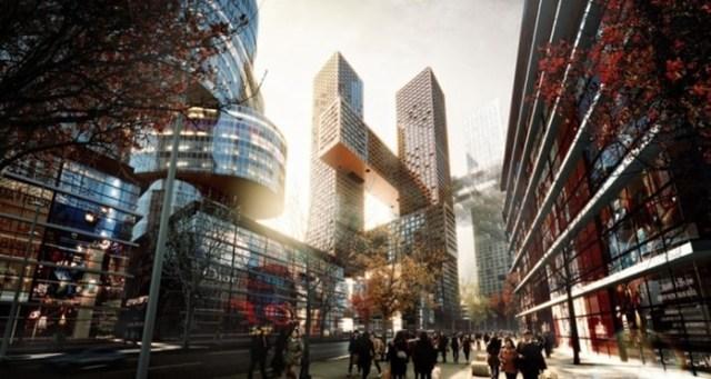 Самые удивительные здания мира, которые нужно увидеть своими глазами!