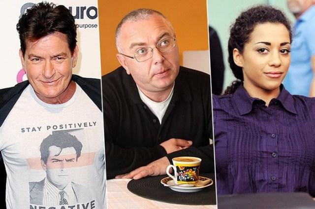 Знаменитости, которые живут с диагнозом ВИЧ