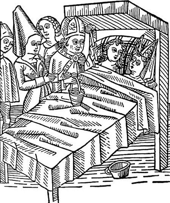 Почему было сложно заниматься сексом в Средневековье?