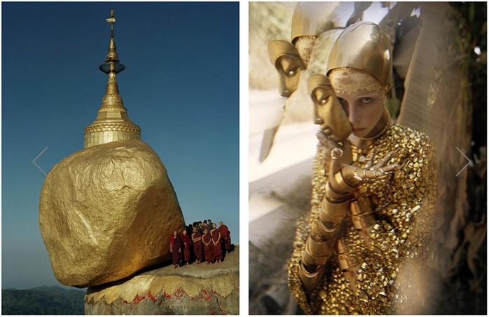Сюрреалистический фотограф Тим Уолкер: модные сказочные фотографии