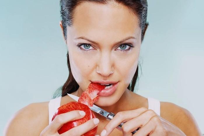 Голливудская диета: исключить из рациона соль, крахмал, сахар и жиры