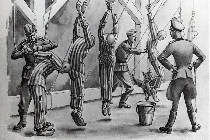 Самые распространенные современные виды пыток