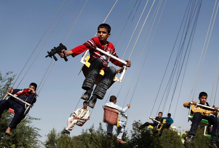 Фотографии: Афганистан глазами журналистки, застреленной со словами «Аллах акбар!»