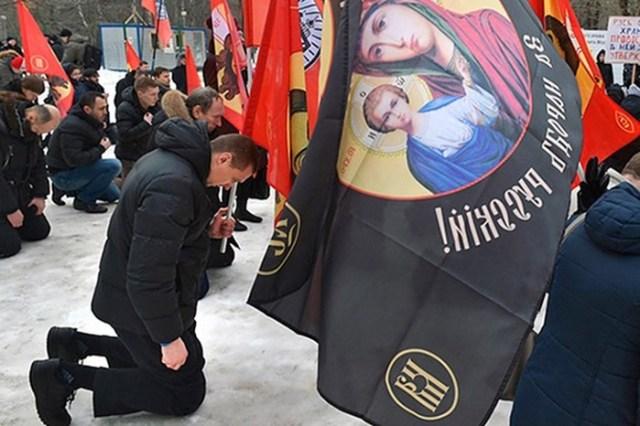 Россию захватят Антихрист и цифровые фашисты