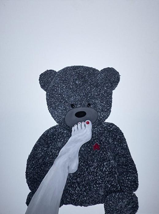 Художник Полина Шигаева: «Члены мне нравятся чисто эстетически»