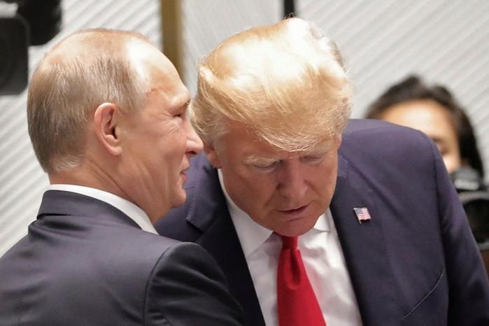 Стала известна дата встречи Владимира Путина иДональда Трампа