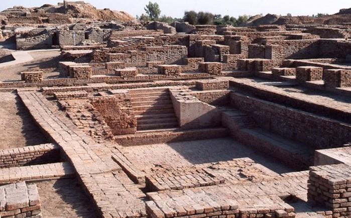 15 древних городов, которых больше не существует