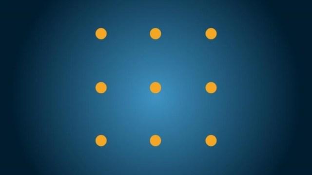 Сможете ли вы правильно соединить точки в этой логической головоломке?