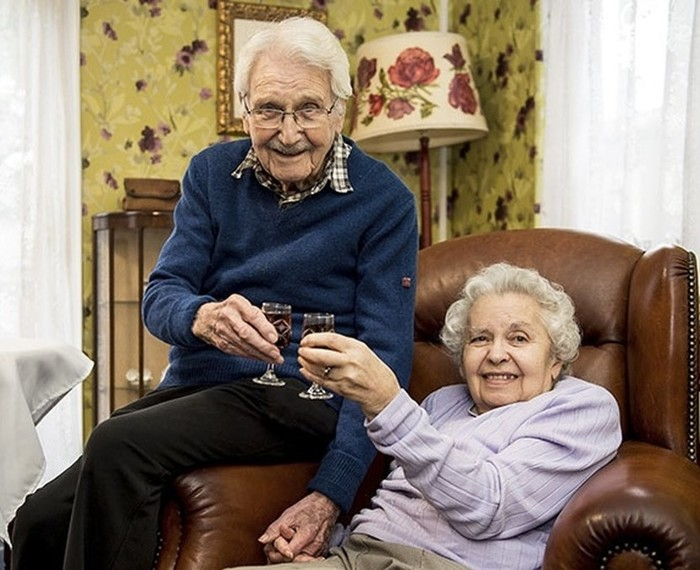 Солдат прожил 71 год с узницей Освенцима, спасенной им во время Второй мировой войны