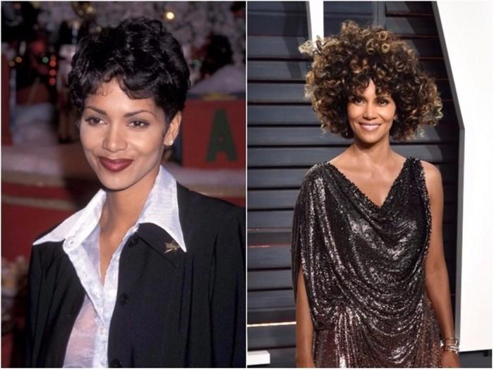 Прошло 25 лет: женщины знаменитости тогда и сейчас