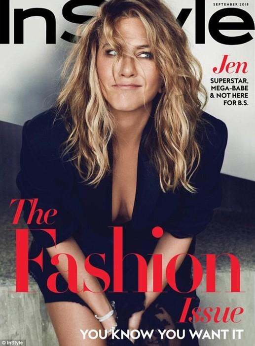 Почему Дженнифер Энистон не стала мамой: откровенное интервью актрисы