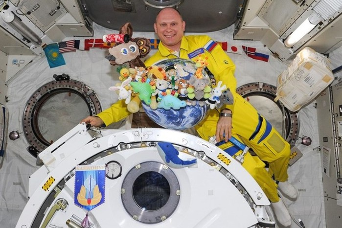 Какие самые бесполезные вещи побывали в космосе