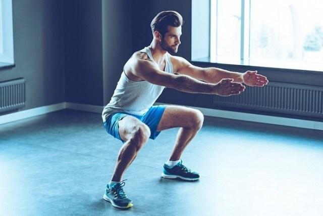 Упражнения для похудения живота и боков у мужчин