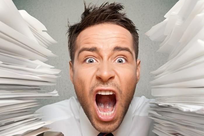 Когда появились стрессы? Тест «Насколько вы чувствительны и подвержены стрессам»