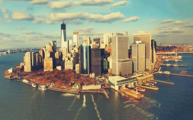 Интересные факты о Нью Йорке и достопримечательности Манхэттена