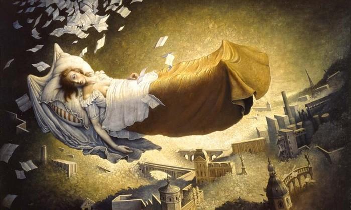 Как возникают сновидения и почему мы видим сны