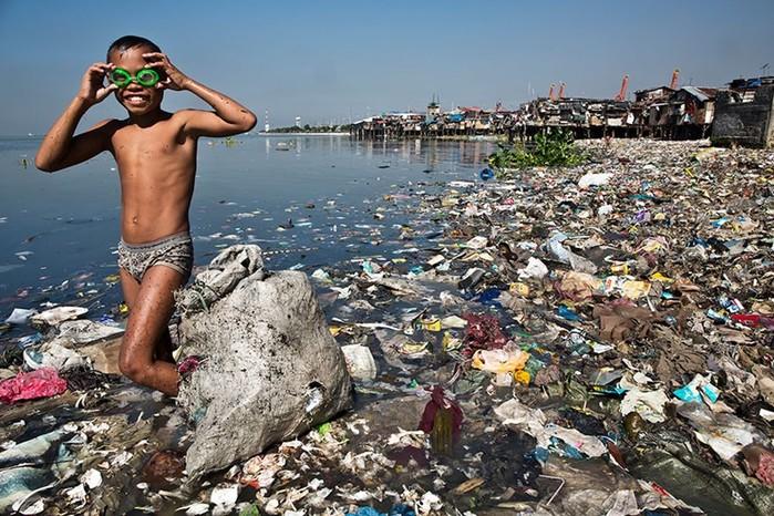 Самые необычные мусорные ведра и контейнеры для переработки